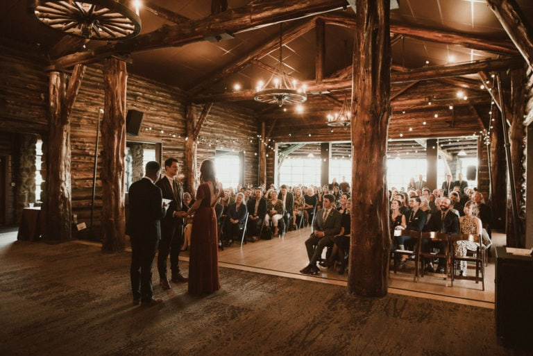 Presidio Log Cabin
